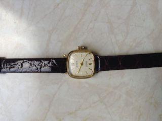 Damenarmbanduhr,  585 Gold Bild