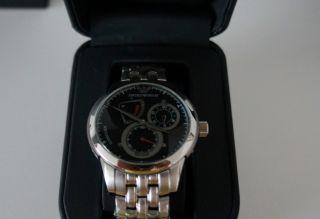 Sammlungs AuflÖsung Emporio Armani Luxus Designer Automatik Uhr Ar 4605 Bild