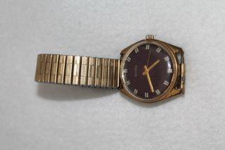 Alte Zentra Armbanduhr - Handaufzug Bild