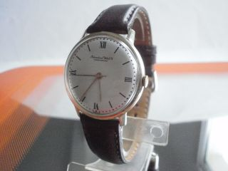 Vintage,  Iwc Gelbgold 14k 585,  Handaufzug Kal: 61 Rar. Bild
