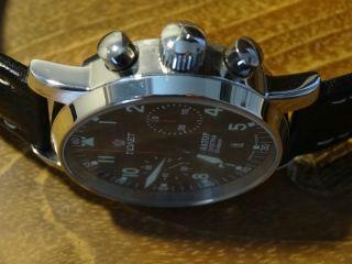 Poljot Aviator Chronograph Hau Mechanisch Bild