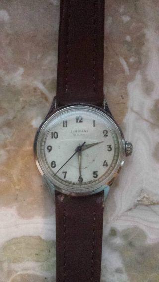 Junghans Man Armbanduhr Alt Bild