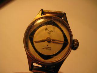 Alte Damen Armbanduhr Von Wagner - Mit Handaufzug Bild