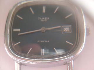 Timex 100 Swiss Made Bild