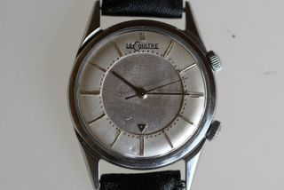 Lecoultre Memovox,  Alarm - Uhr,  Handaufzug,  50er - 60er Jahre,  Jaeger Lecoultre Bild