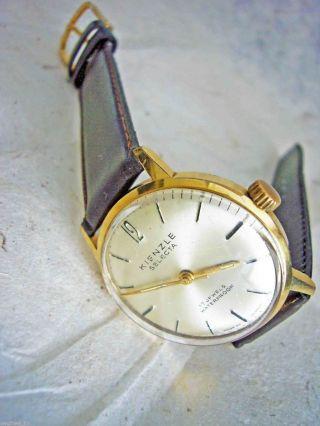 Kienzle Selecta Herrenarmbanduhr Handaufzug 17 Jewels Bild