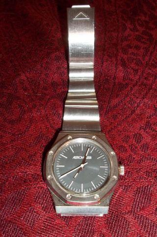 Astromaster Swiss Made Handaufzug Herren Uhr - Rare Bild