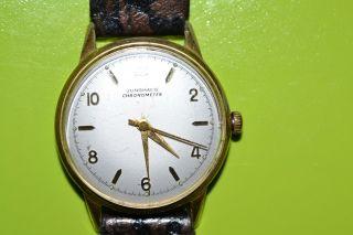 1 Hau - Junghans Chronometer Kaliber 82/1 Bild