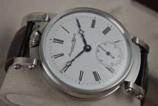 Iwc Mariage Antik Uhrwerk Art - Deco - Stil Armbanduhr. Bild