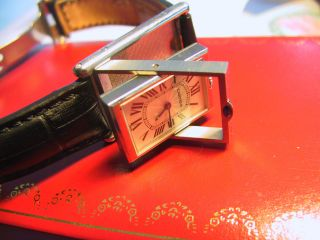 Cartier Mecanique Uhr Bild