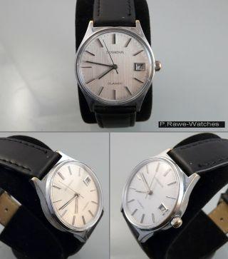 Dugena Classic Herren Handaufzugsuhr Mit Datumsanzeige Bild
