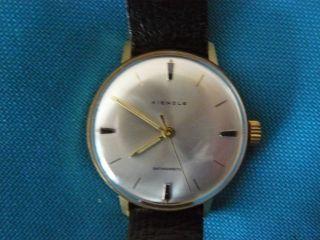Alte Kienzle Armbanduhr 50 - 60er Jahre Top Bild