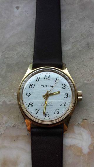Tutima Armbanduhr Bild