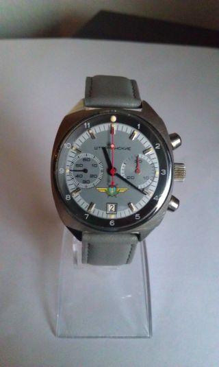 Sturmanskie Vostok Chronograph 3133 Bild