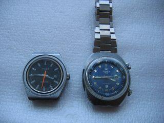 2 St.  Anker Kh Und Ahs 200 Armbanduhr Mit Handauzug Bild