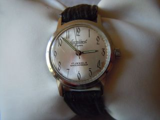 Exquisit Vintage Armbanduhr Bild