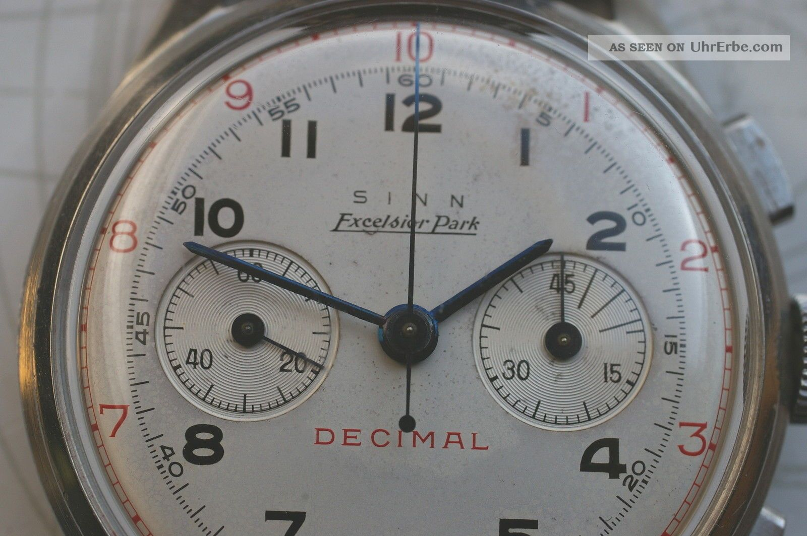 Sinn Excelsior Park Chronograph