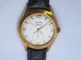Vintage Chronometer Ultra Lorsa Kal.  87 Bild