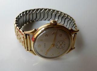 Herren Vintage Armbanduhr,