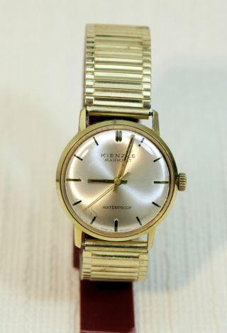 Herren Armbanduhr Kienzle Markant - Made In Germany 50 Jahre Bild