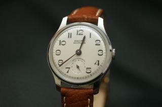 Ancre Goupilles Herren Armbanduhr Handaufzug Bild