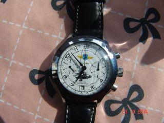 Poljot Chronograph Bild