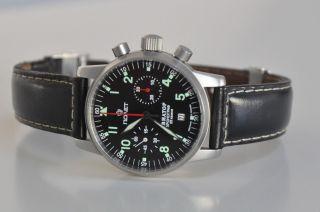 Poljot Aviator 1 Mechanischer Chronograph,  Kaliber 3133 Bild