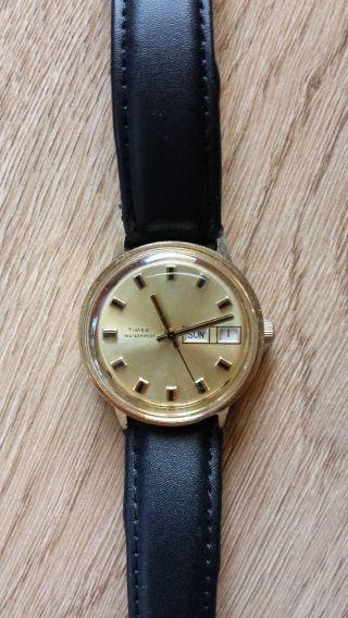 Timex Armbanduhr Bild