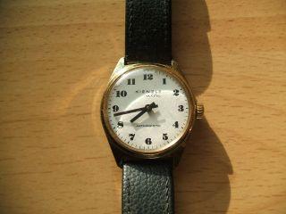 Nachlass Dachbodenfund Opas Sammlung Alte Defekte Kienzle Alfa Herren Uhr Bild