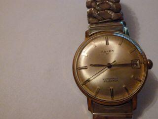 Anker 01 25 Jewels Armbanduhr Mit Datumsanzeige Automatic Bild