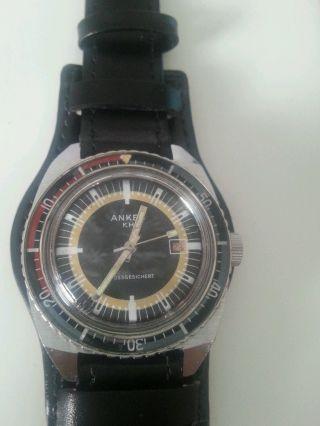 Anker Kh Jewels Herren Armbanduhr Handaufzugsuhr Bild