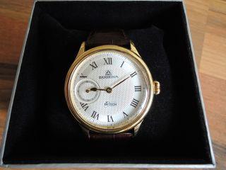 Dugena M Tech Handaufzug Ref 4168119 Herren Armbanduhr Bild