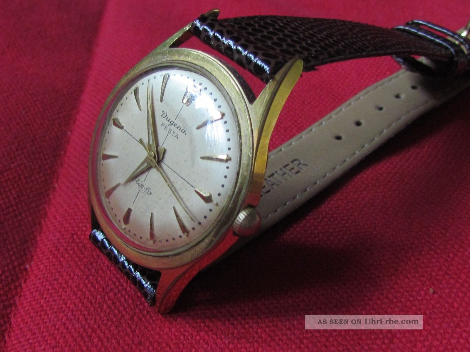 Dugena Festa - Schöner Klassiker - Armbanduhren Bild