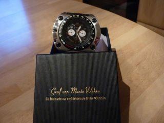 Graf Von Monte Wehro,  Armbanduhr Für Herren Bild
