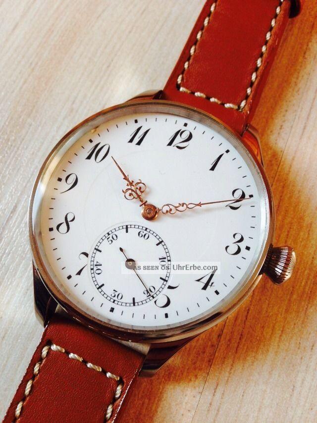 Mariage Armbanduhr (nomos - Uhr - Gesellschaft Guido Müller & Co. ) - Einzelstück Armbanduhren Bild