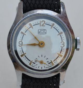 Historische Umf Ruhla Herrenuhr M54 Start 1956 - 1958 Bild