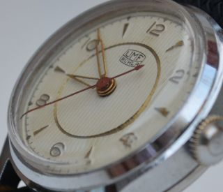 Sehr Schöne Historische Umf Ruhla Herrenuhr M44 Chronos 1959 - 1963 Bild