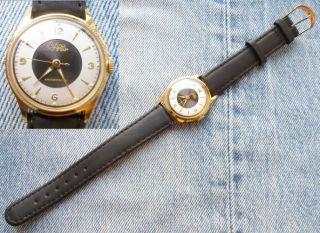 Bifora Top Armbanduhr Uhr Herrenuhr Damenuhr Herren Damen Vergoldet 934 Bild