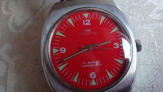 Fortis Handaufzug,  Uhrwerkskal.  Fhf 74 Bild