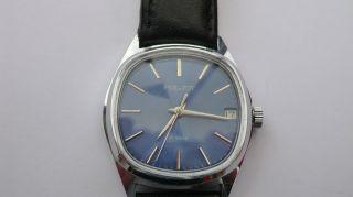 Armbanduhr Poljot Handaufzug 17 Jewels 2614.  2h Bild