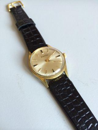 Zentra / Herrenarmbanduhr / Handaufzug / Elegantes Design - 17 Jewels Bild
