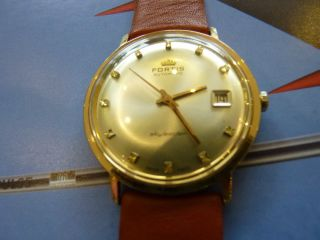 Fortis Skyleader Automatic Old Stock Bild