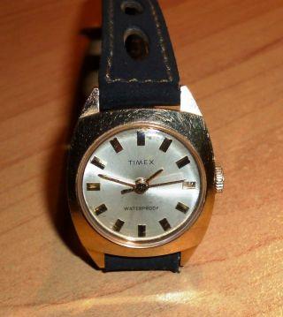 Timex Damenuhr - Waterproof Bild