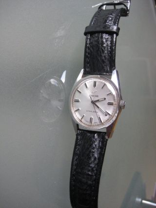 Enicar Ocean Pearl Herrenarmbanduhr Star Juwels T Swiss Handaufzug Bild