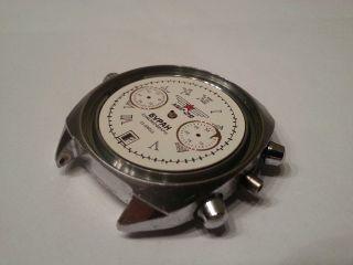 Poljot Chronograph 3133 Buran Mig 29 Handaufzug 23 Jewels Bild