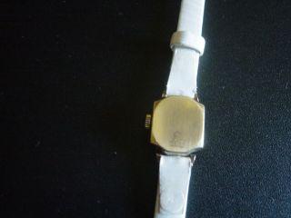 Anker - 585 Gold - 14 K - - Damenuhr 50er Jahre Bild