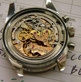 Omega Speedmaster Uhr, Chronograph, Mechanisches Uhrwerk Handaufzug 321, 60er? Bild