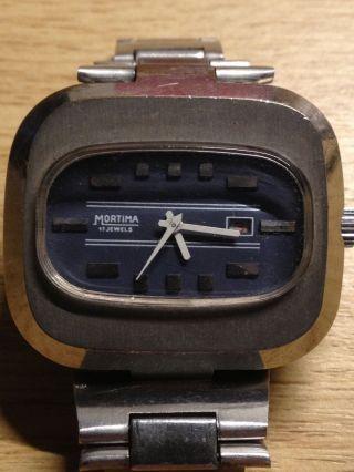 Armbanduhr Mortima Handaufzug Bild