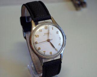 Servicesierte - Doxa - Herren - Uhr Mit Mech Werk Bild