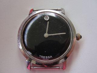 Armbanduhr Tressa - Mit Mechanischen Handaufzug Bild